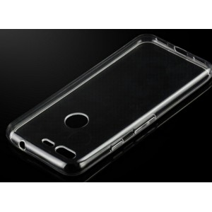 Coque De Protection En Silicone Transparent Pour Google Pixel