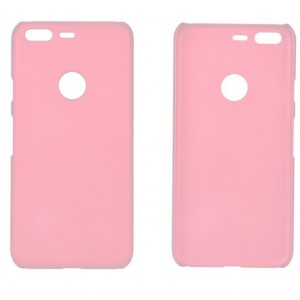 Coque De Protection Rigide Rose Pour Google Pixel