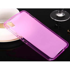 Coque De Protection En Silicone Rose Pour BlackBerry DTEK50
