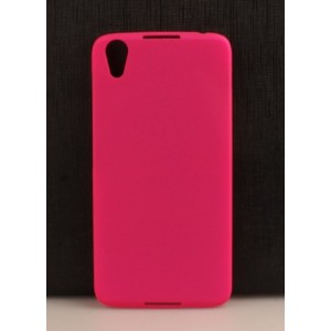 Coque De Protection Rigide Rose Pour BlackBerry DTEK50