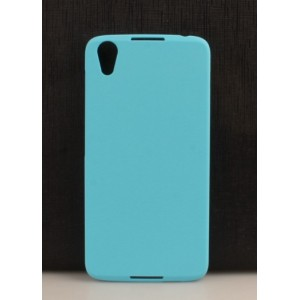 Coque De Protection Rigide Bleu Pour BlackBerry DTEK50