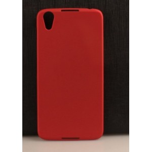 Coque De Protection Rigide Rouge Pour BlackBerry DTEK50