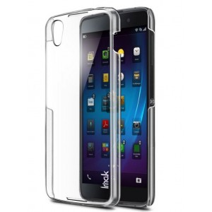 Coque De Protection Rigide Transparent Pour BlackBerry DTEK50