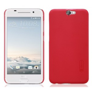 Coque De Protection Rigide Rouge Pour HTC One A9s