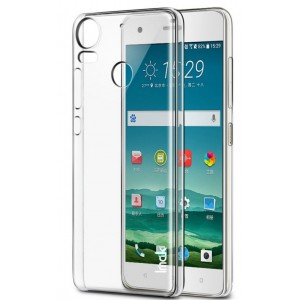 Coque De Protection Rigide Transparent Pour HTC Desire 10 Pro
