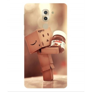 Coque De Protection Amazon Nutella Pour Huawei Mate 9 Lite