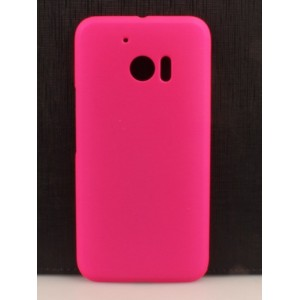 Coque De Protection Rigide Rose Pour HTC 10 Lifestyle