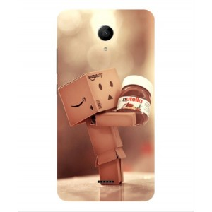 Coque De Protection Amazon Nutella Pour Wiko Freddy