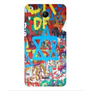 Coque De Protection Graffiti Tel-Aviv Pour Wiko Freddy
