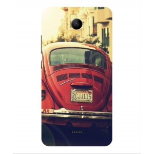 Coque De Protection Voiture Beetle Vintage Wiko Freddy