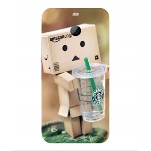 Coque De Protection Amazon Starbucks Pour HTC 10 Evo