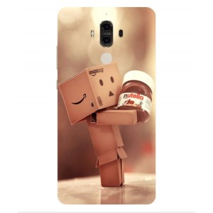 Coque De Protection Amazon Nutella Pour Huawei Mate 9
