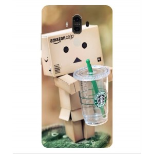 Coque De Protection Amazon Starbucks Pour Huawei Mate 9