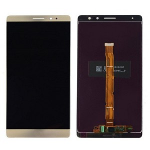 Ecran LCD Complet Vitre Tactile Pour Huawei Mate 9 - Or