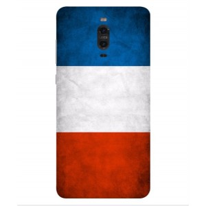 Coque De Protection Drapeau De La France Pour Huawei Mate 9 Porsche Design