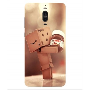 Coque De Protection Amazon Nutella Pour Huawei Mate 9 Pro