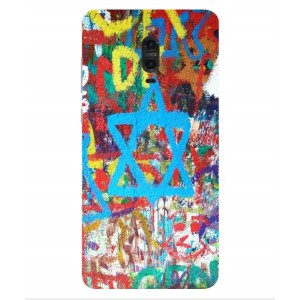 Coque De Protection Graffiti Tel-Aviv Pour Huawei Mate 9 Pro