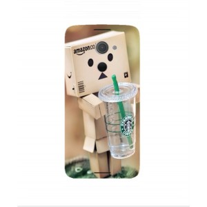 Coque De Protection Amazon Starbucks Pour BlackBerry DTEK60