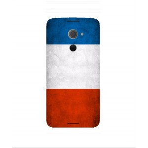 Coque De Protection Drapeau De La France Pour BlackBerry DTEK60