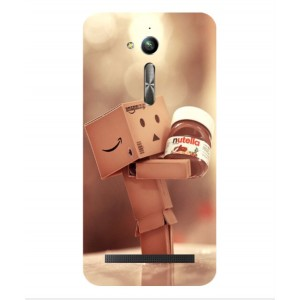 Coque De Protection Amazon Nutella Pour Asus Zenfone Go ZB500KL