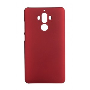 Coque De Protection Rigide Rouge Pour Huawei Mate 9 Porsche Design