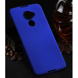 Coque De Protection Rigide Bleu Pour BlackBerry DTEK60