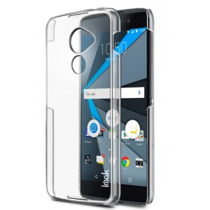Coque De Protection Rigide Transparent Pour BlackBerry DTEK60