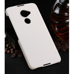 Coque De Protection Rigide Blanc Pour BlackBerry DTEK60