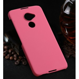 Coque De Protection Rigide Rose Pour BlackBerry DTEK60