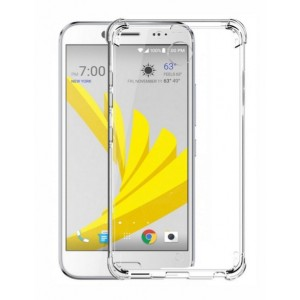 Coque De Protection En Silicone Transparent Pour HTC 10 Evo