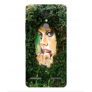 Coque De Protection Art De Rue Pour Lenovo K6 Power
