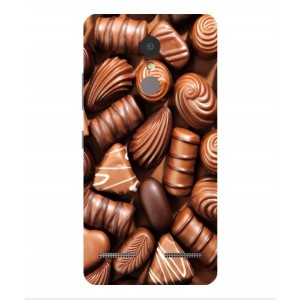 Coque De Protection Chocolat Pour Lenovo K6 Power