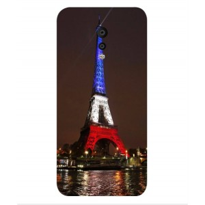 Coque De Protection Tour Eiffel Couleurs France Pour Vivo Xplay 6