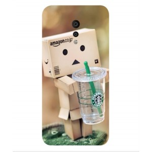 Coque De Protection Amazon Starbucks Pour Vivo Xplay 6