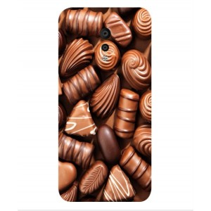Coque De Protection Chocolat Pour Vivo Xplay 6