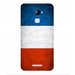 Coque De Protection Drapeau De La France Pour Coolpad Note 3