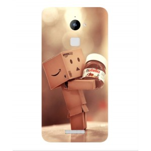 Coque De Protection Amazon Nutella Pour Coolpad Note 3