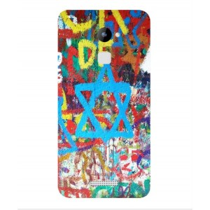 Coque De Protection Graffiti Tel-Aviv Pour Coolpad Note 3