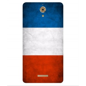 Coque De Protection Drapeau De La France Pour Coolpad Mega