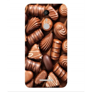 Coque De Protection Chocolat Pour Coolpad Torino S