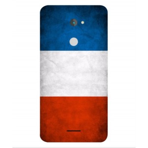 Coque De Protection Drapeau De La France Pour Coolpad Torino
