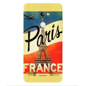Coque De Protection Paris Vintage Pour Coolpad Note 3s