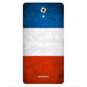 Coque De Protection Drapeau De La France Pour Coolpad Modena 2