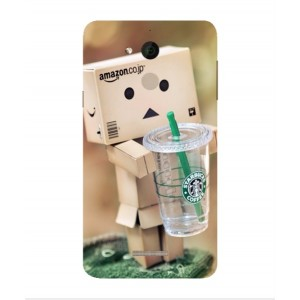 Coque De Protection Amazon Starbucks Pour Coolpad Note 5
