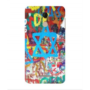 Coque De Protection Graffiti Tel-Aviv Pour Coolpad Note 5
