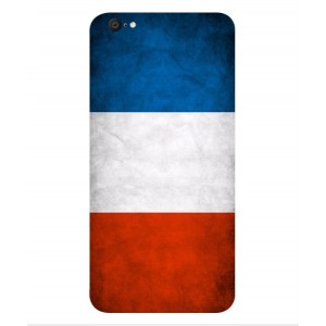 Coque De Protection Drapeau De La France Pour Vivo X9 Plus