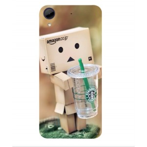 Coque De Protection Amazon Starbucks Pour HTC Desire 650