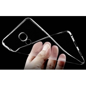 Coque De Protection En Silicone Transparent Pour Meizu Pro 6 Plus