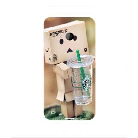 Coque De Protection Amazon Starbucks Pour HTC U Play