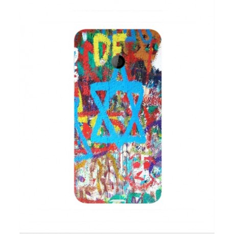 Coque De Protection Graffiti Tel-Aviv Pour HTC U Play